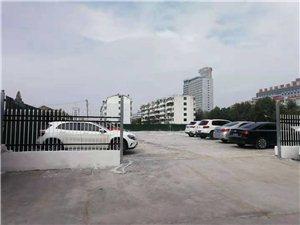 宿州房产管理服务中心西侧停车场已经竣工