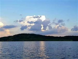 望江武昌湖美景