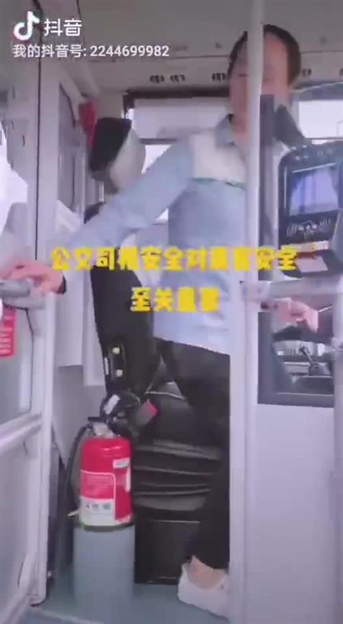 """给乘客更多安全感丨泸州1159辆公交车再添""""安全门"""""""