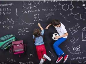 数学不灵光,是脑回路上有差距?
