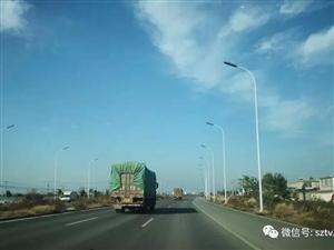 12月初,宿州又一条重要的道路全线通车!