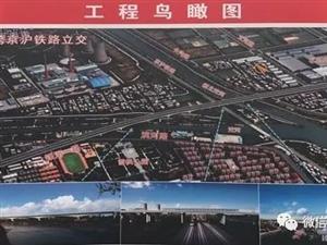 银河一路上跨京沪铁路立交工程已完成钻孔灌注桩360根