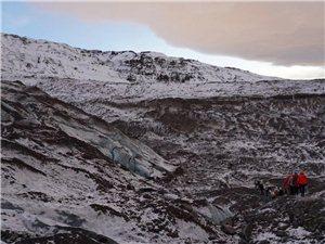 旅游采拍:冰�u-神奇的大自然