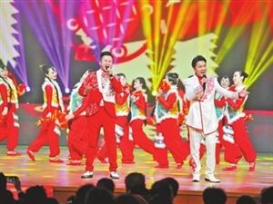2020年榆林市春节惠民联欢晚会侧记