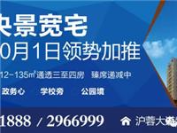 【喜迎华诞 领势加推】金丰国际生态城8号楼央景宽宅火爆加推!