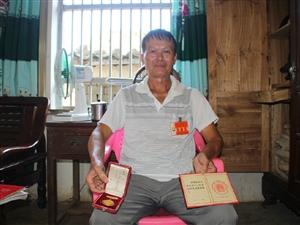 琼海人物志――全国劳动模范 姚世汉
