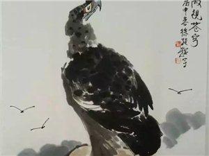 【涡阳体面人物志之二】名流大家徐继轩,用水墨丹青绘制的葱茏生活