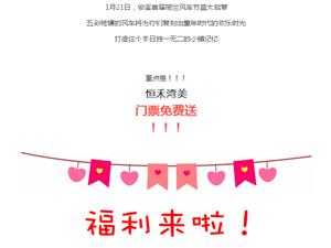 安溪首届荷兰风车节新春来袭,限量门票免费送!!!