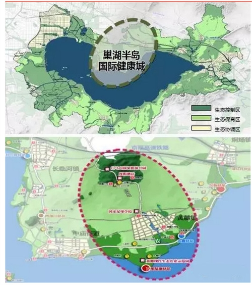 巢湖半岛地区将成为合肥乃至安徽旅游新的增长极和引爆点。