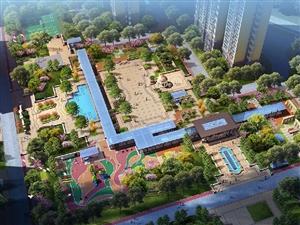 匠心之作,坐拥超大中央景观广场,打造博城豪华住宅!