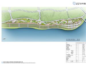 龙河新城滨江公园设计说明