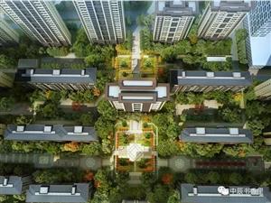 新城芯?书香门第?36万方低密度生态大城
