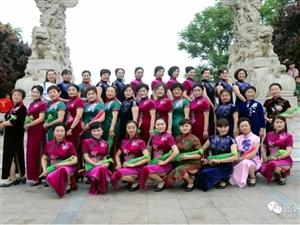 涡阳旗袍佳丽出彩中国(亳州)国际旗袍文化节