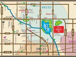 通许溪湖公馆:以城市奢见的自然视野