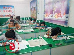 西峡县军马河一小青年教师基本功竞赛 练内功 提素质 促成长