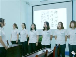 博兴县书法协会会长卞涛趣味解读书法