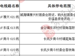 2019年1月2-4日计 划 的停 电 通 知