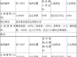 鸿运国际官网欢迎您县自然资源局国有土地使用权招拍挂出让成交公示