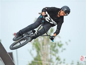2019中国极限运动大会小轮车比赛在濮阳清丰开赛