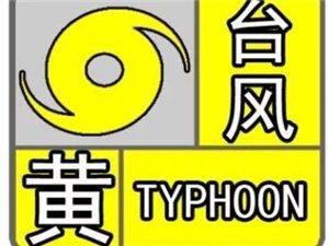 """台风""""白鹿""""强度升级,厦漳泉等地请注意!"""