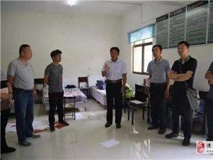 濮阳市公路管理局到帮扶村开展工作