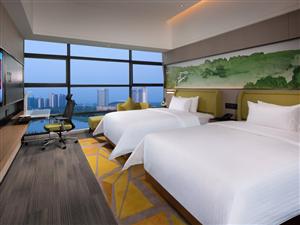 希尔顿欢朋中国第100家酒店在扬州盛大开业