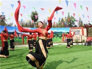 庆国庆 重阳献爱心活动在勉县举行