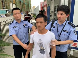 濮阳一男子因偷盗被抓,盗走物品令人咋舌!