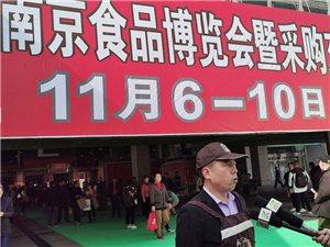 第十九届中国南京食品博览会暨采购交易会盛大开幕