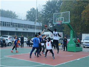 """濮阳市2019年""""中国体育彩票杯""""三人制篮球挑战赛开赛"""