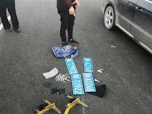 汤阴一起电动车被盗案,牵出6起盗狗案