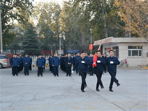 濮阳市自来水公司扎实开展12・4宪法日主题教育活动