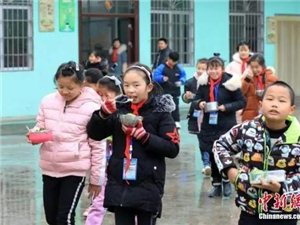 农村学校食堂由学校自办自管,不得对外承包或委托经营