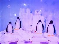 门票免费送!2019冰雕节+国潮美食节嗨爆海口万达,企鹅冰雕、迷宫、滑道玩不停!活动倒计时,点击来领
