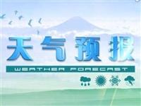 今日(20日)天气:晴转多云温度:4-14℃(附未来七天预报)