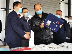 王润宇在乌兰县督导调研时强调:要把基层党组织建设成为城乡基层治理的坚强战斗堡垒