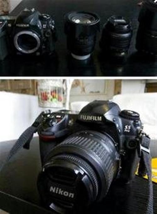 出售富士5s单反相机