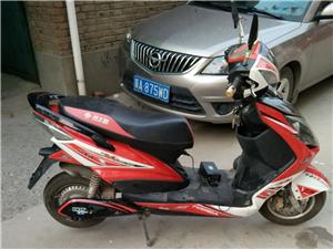 富士达电动摩托车出售