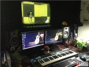 音乐工作室(华夏录音棚)扩建,只招一名合股人!