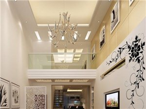 浠水雅庭成品家装承接室内家装设计、效果图制作