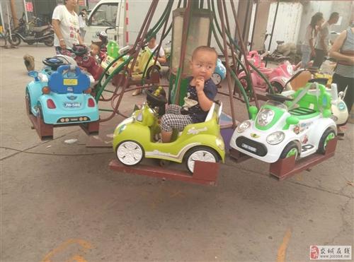 交城:出售儿童户外旋转飞车