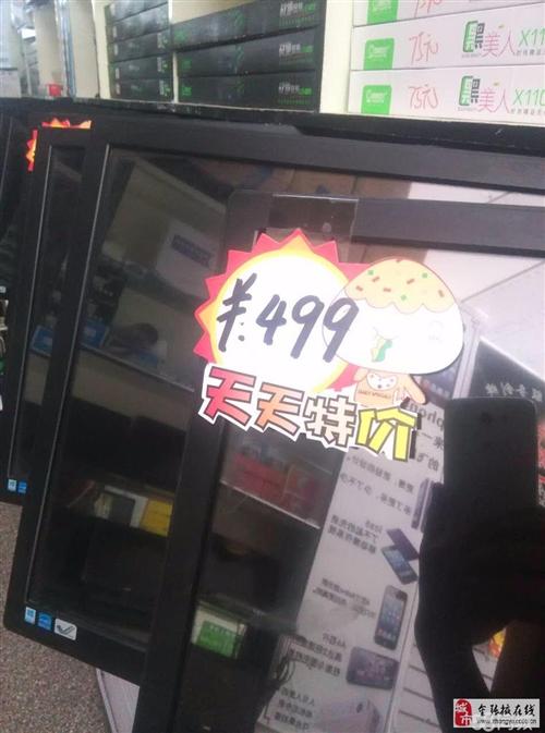 95新HP4G品牌台式机加28寸显示器仅售1290