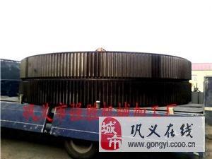 鑄鋼材質球磨機大齒輪經久耐用