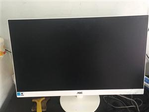 9成新AOC27寸IPS无边框显示器仅560元