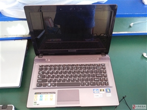 九成新联想笔记本电脑出售,有I保修