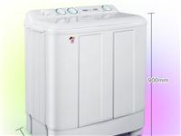 7公斤半自动全新海尔洗衣机出售