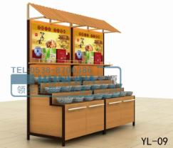 供應超市大型連鎖超市貨架 ——各類型鋼木結合貨架