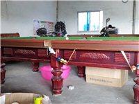 因新曾业务,无空间摆放,需出售7—8成新台球桌两