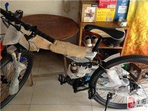 崭新山地越野自行车便宜卖