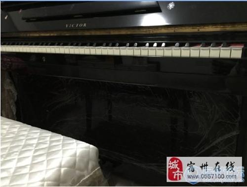 二手日本威顿钢琴一台